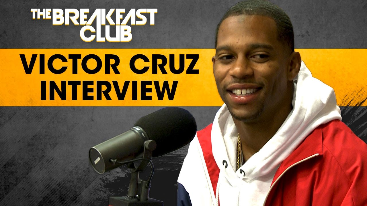 18af7e36 Victor Cruz torches Giants: They sabotaged my career