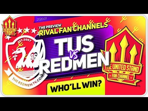 UNITED are Back! Redmen TV vs United Stand Liverpool vs Man Utd Preview