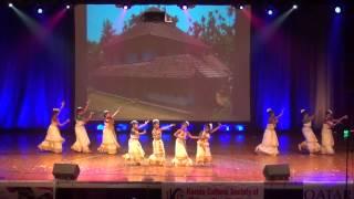 KAGW KCSMW Thiruvonam 2013 -  Kalavanikal Paadi