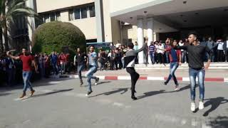 مفاجأة | دبكة ثتير الجدل بجمالها على اغنية انا دمي فلسطيني محمد عساف دبكة فلسطينية