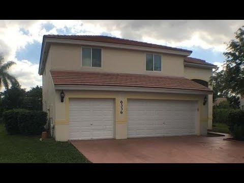 South Florida for Rent: Margate Home 4BR/2.5BA by Property Management in South Florida