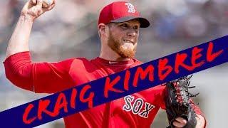 Craig Kimbrel Red Sox Highlights (2016-2017) [HD]