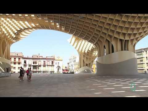 塞維亞的都市陽傘 – Metropol Parasol