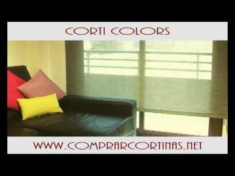 Comprar cortinas tu tienda online de cortinas estores enrollables y paneles japoneses youtube - Tiendas de cortinas online ...