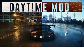 NFS 2015 - DAYTIME TUTORIAL ( CINEMATIC TOOLS )