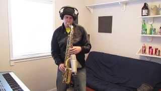 Billionaire - Tenor Saxophone - Travie McCoy feat. Bruno Mars - BriansThing