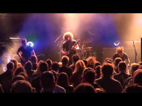HYPNO5E @Festival Metal cultures , Gueret 05 05 2016