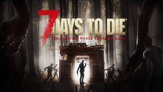 ? Live #34  7 Days to die in romana si Zidul Abonatilor(buncar)