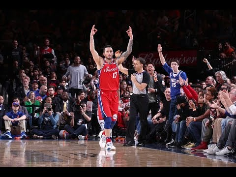 JJ Redick Plays PERFECT Game Does Not Miss, 28 PTS, 7 THREES