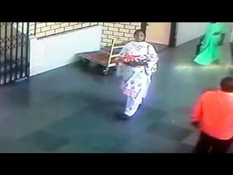 Caught on camera: Woman steals newborn from hospital near Pune