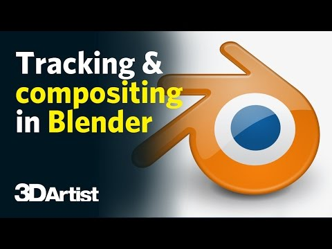 Compositing and Tracking in Blender