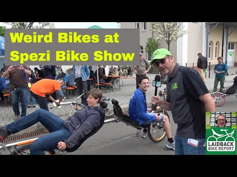 Special from Spezi 2018-Laidback Bike Report