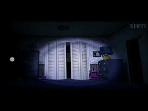 Five Nights At Freddy's 4 Remastered Android (OFFICIAL CLICKTEAM GAME)