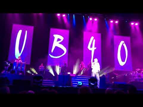 UB40 Blue Eyes Crying In The Rain Birmingham 2017