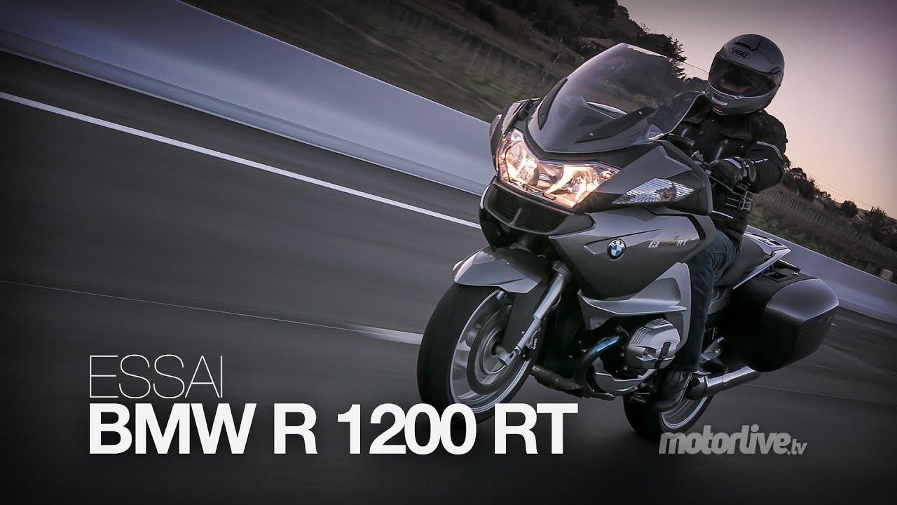 [TEST] BMW R1200 RT