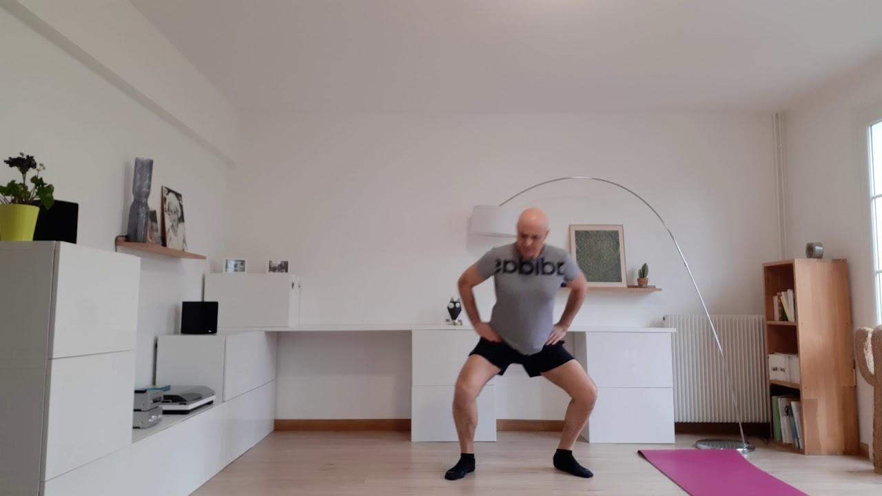 Gym cardio doux : Stéphane