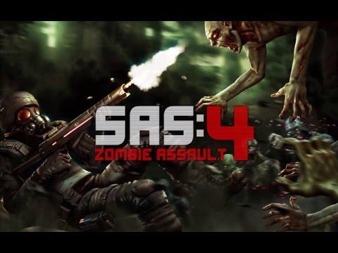 SAS: Zombie Assault 4  - Зомби экшен на Android(Review)
