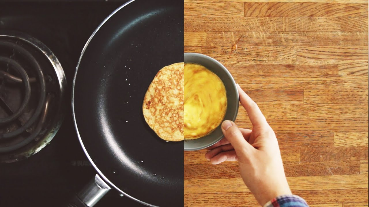 3 ingredient pancakes you need to try youtube ccuart Choice Image