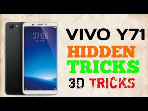 VIVO Y71 [HIDDEN TRICKS]{{Paloji Tech#6}}