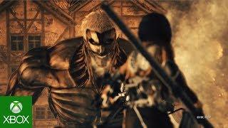 Attack on Titan 2: Final Battle - Launch Trailer