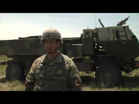 Oklahoma's Field Artillery Brigade conducts live fire training
