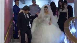 Свадьба в Нальчике Мурат и Динара (Ресторан Ридада)