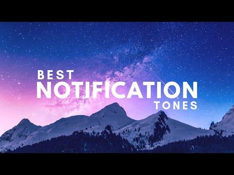 10 Best Notification Tones 2019