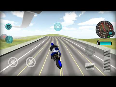 FAST MOTOR CYCLE DRIVER 3D - Motor Bike...