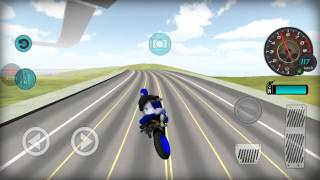 FAST MOTOR CYCLE DRIVER 3D - Motor Bike Racing Games - Motocross Games - Motor cycle Dirt Bike Games