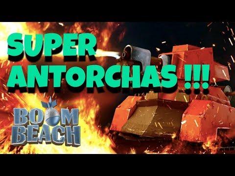 ANTORCHEROS  AL MAXIMO !!! [ BOOM BEACH ] [ALFREDO GALLARDO]