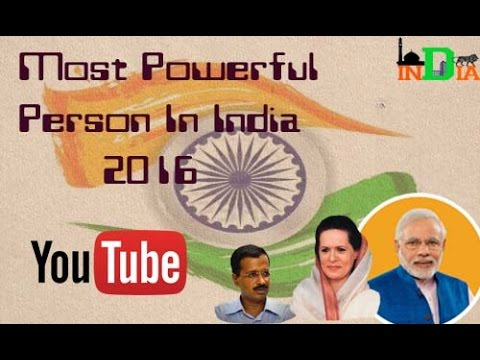most-powerful-person-in-india-2017