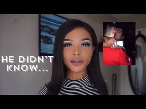 He Didn't Know I Was Transgender... (Live Footage)| Jazlynn Westbrook