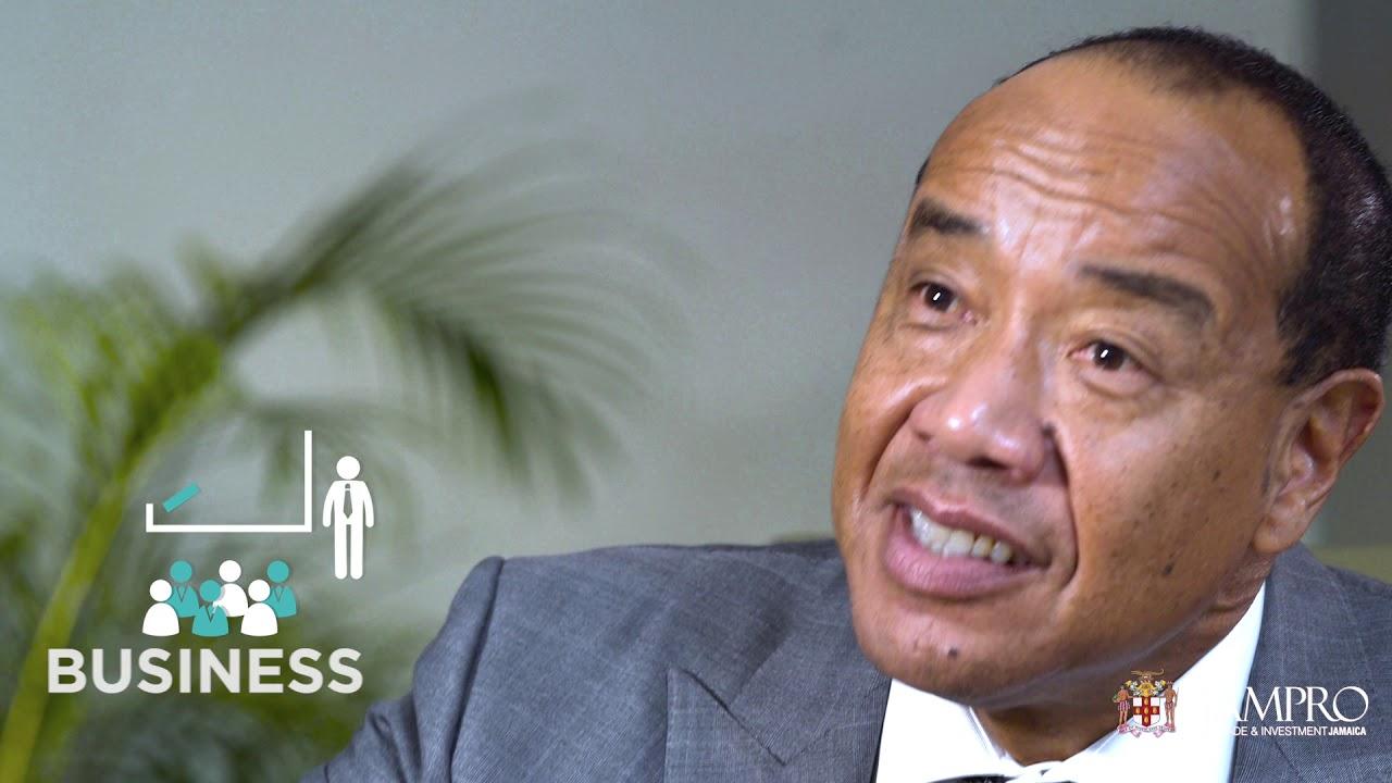 Billionaire Micheal Lee Chin Talks About Jamaica's Investment Landscape