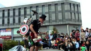 ファニー・トンボ 岡崎ジャズストリート2011
