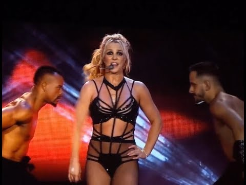 BRITNEY SPEARS - Piece Of Me Tour - O2 Arena/London - 25/08/2018