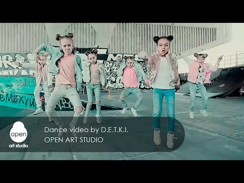 Dance video by D. E. T. K. I.  – Open Art Studio