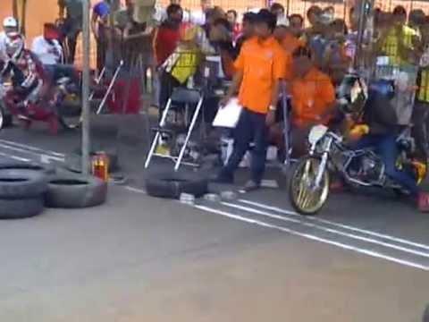 drag bike BSD 2505 mio 350cc