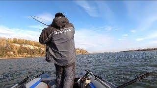Где искать щуку в октябре. Рыбалка на спиннинг 2019. Ловля щуки осенью.