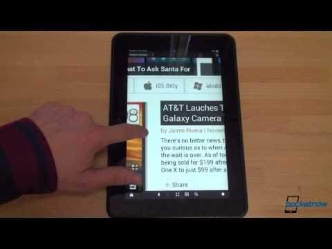 """Kindle Fire HD 8.9"""" Unboxing and First Impressions"""