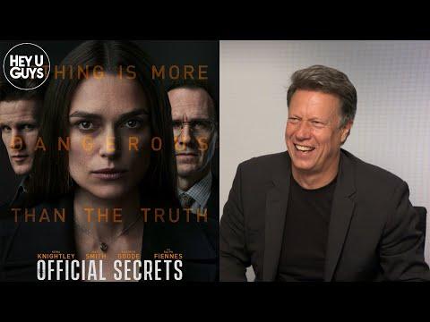 Gavin Hood Interview - Official Secrets