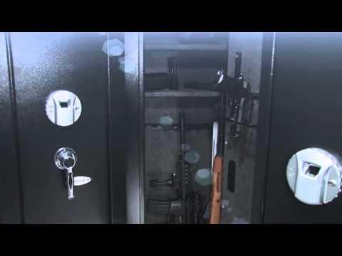 Biometric Fingerprint Scanning Safes by Barska