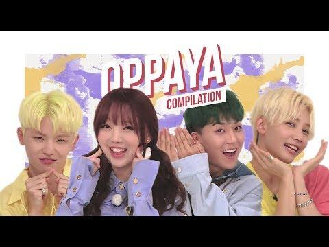 OPPAYA KPOP Idol Compilation | Seventeen, Twice, Winner, etc.