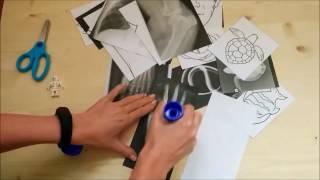 Рентген - игра с фонариком. Чем занять ребенка