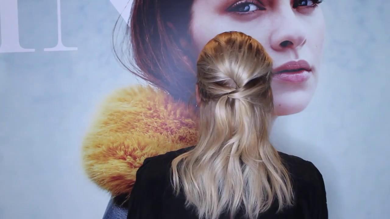 håropsætning til fest