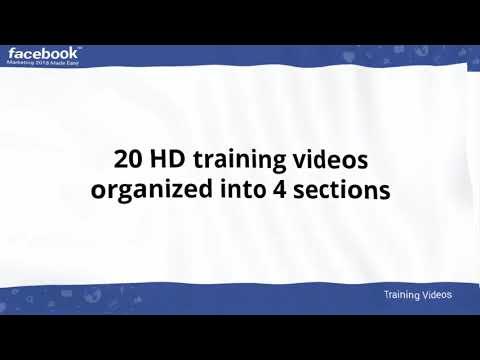 Facebook Marketing 2018   Demo Video