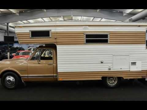 2016 Ford F350 >> 1969 GMC Camper Special for sale in Milwaukie, OR - YouTube