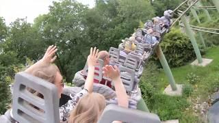 top 3 roller coasters hellendoorn