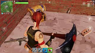 Fortnite on iPhone 6 (RTG try to get win)
