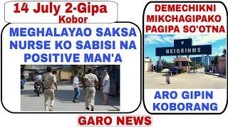Garo News / Meghalayao Nurse sabisi man'aha aro Demechik ni mikchgipako