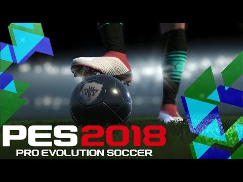 PES 2018 PS4 | Ball Opening, Legends Liverpool & Borussia Dortmund.